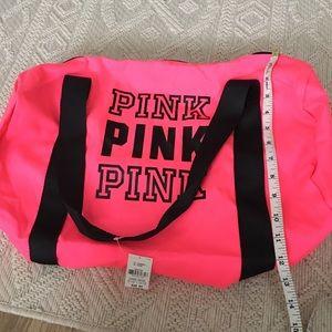 NWT VS PINK tote bag